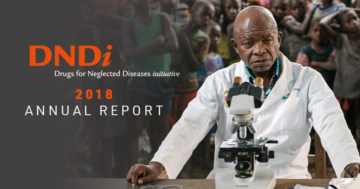 DNDi 2018 Annual Report