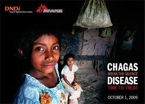 Chagas Disease - Break the Silence